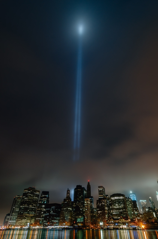 September 11 Tribute in Light - 2011-0911-_KPK0626