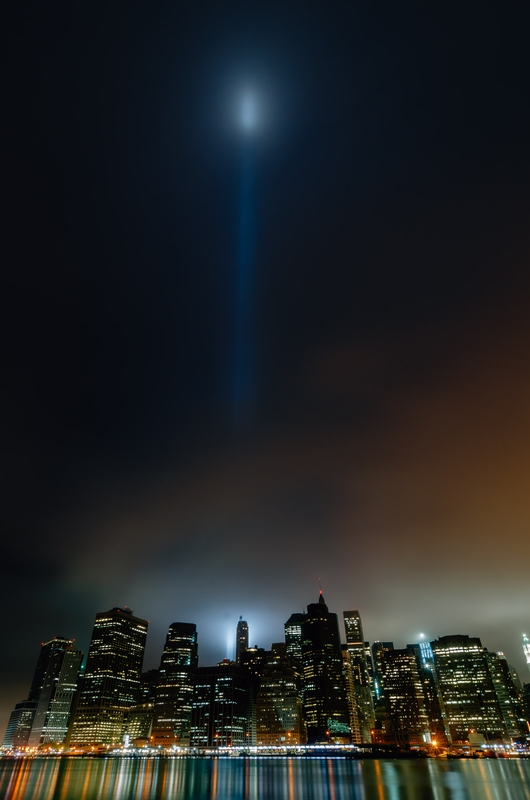 September 11 Tribute in Light - 2011-0911-_KPK0631