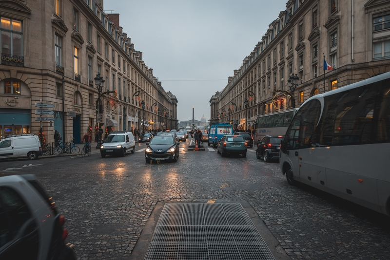 Looking Toward Place Vendome