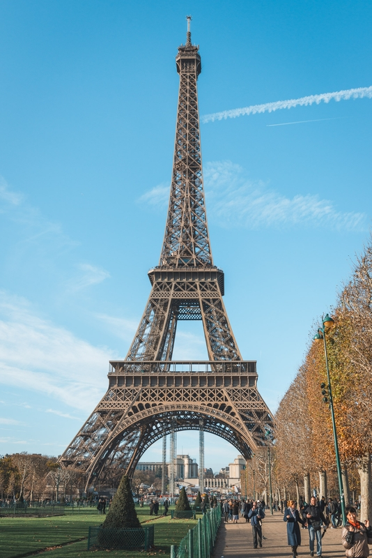 The Eiffel Tower - Part II