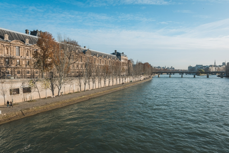 The Seine in the Late Afternoon - Part II
