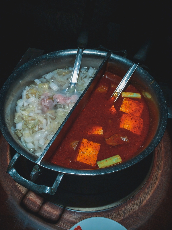 Timeout for Hot Pot