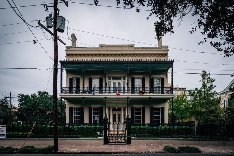 The Haunted Houses of New Orleans 4