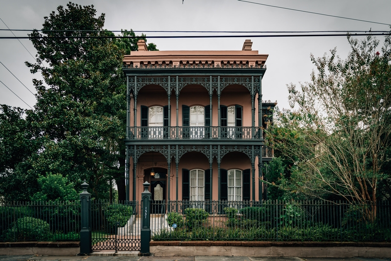 The Haunted Houses of New Orleans 5