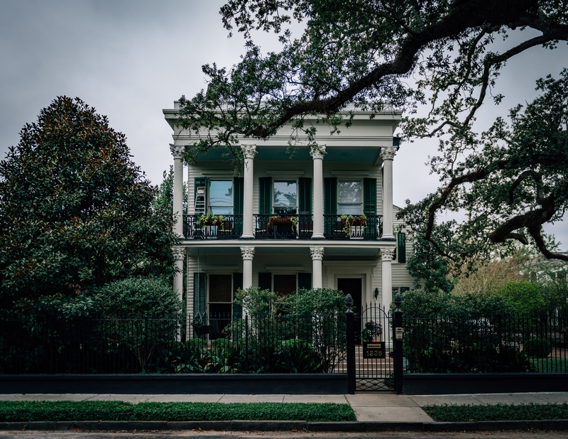 The Haunted Houses of New Orleans 7
