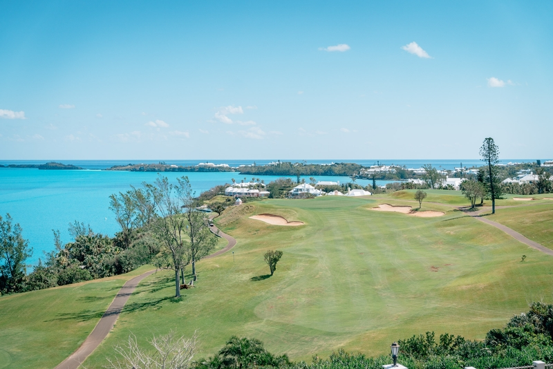 The Tucker's Point Country Club at the Rosewood Bermuda