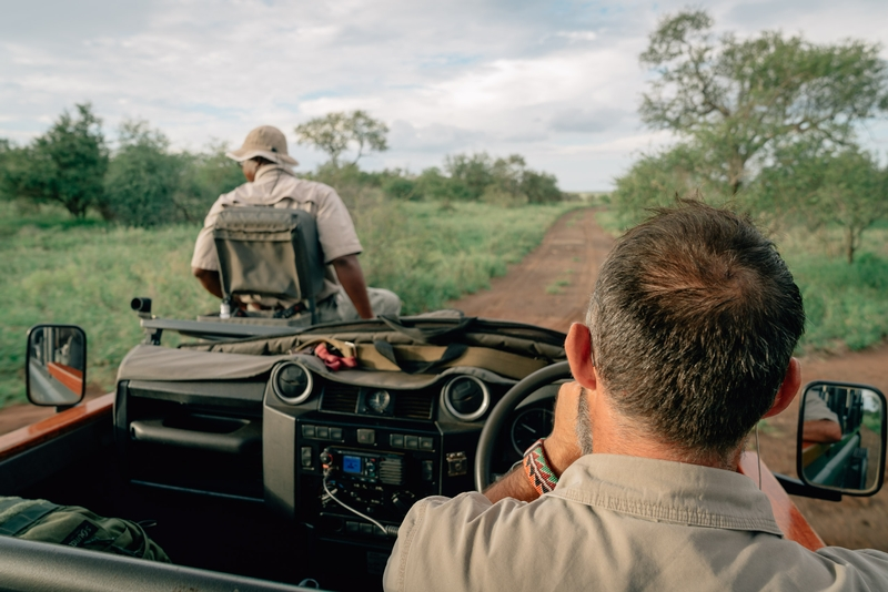 Out on a Game Drive