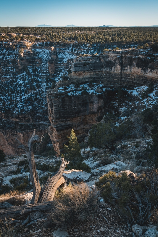 Grand Canyon National Park - 2018-1208-DSC01812