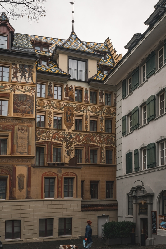 Courtyards of Lucerne