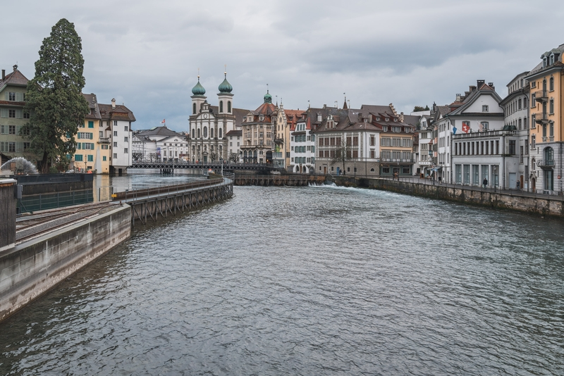 The Lucerne Waterfront - Part III