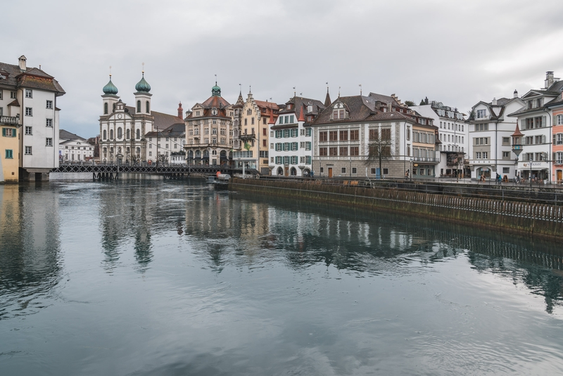 The Lucerne Waterfront